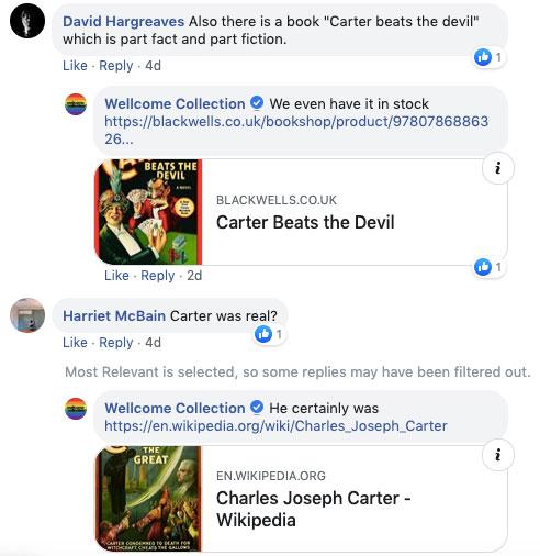 facebook social media questions