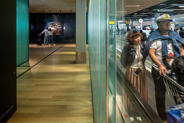 Rijksmuseum opens in Airport