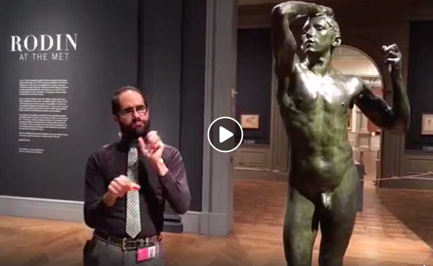Metropolitan Museum of Art - Facebook Live