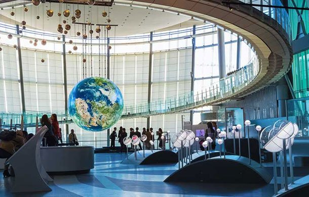 Museums environmental sustainability