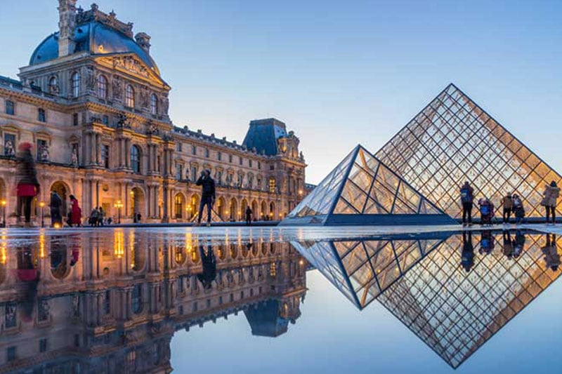 10 2 Million Visitors To The Louvre In 2018 Museumnext