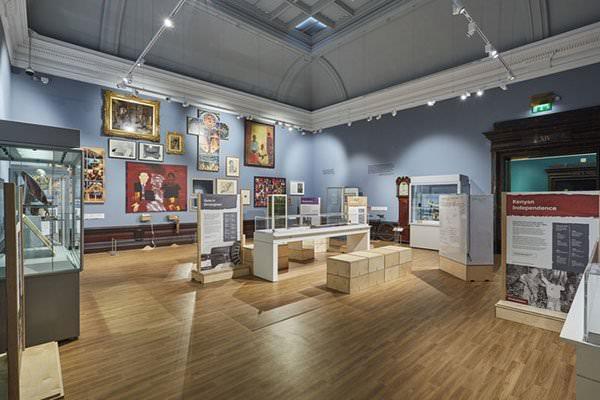 Past is Now - Decolonizing Museum