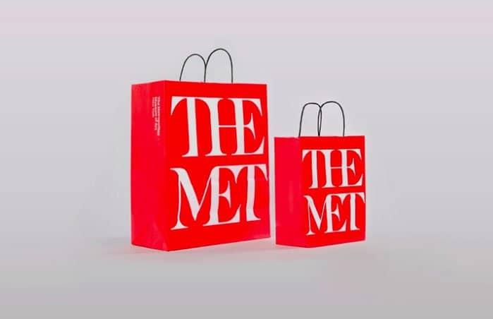 The Met Branding