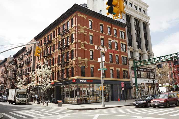 Tenement Museum in New York