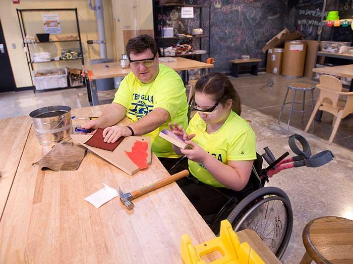 Chicago Children's Museum measure social impact