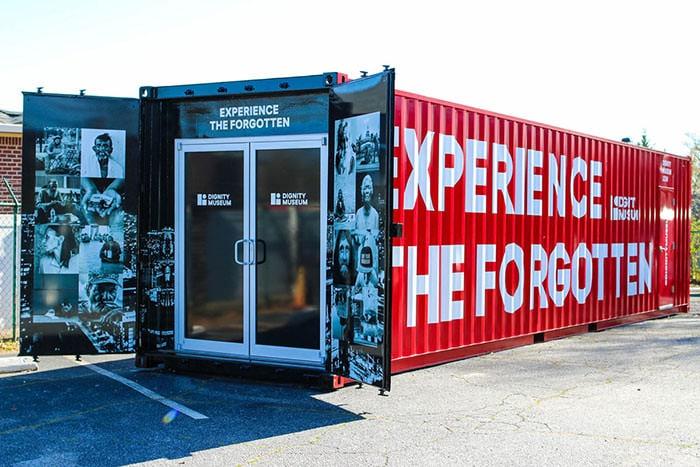 homelessness museum