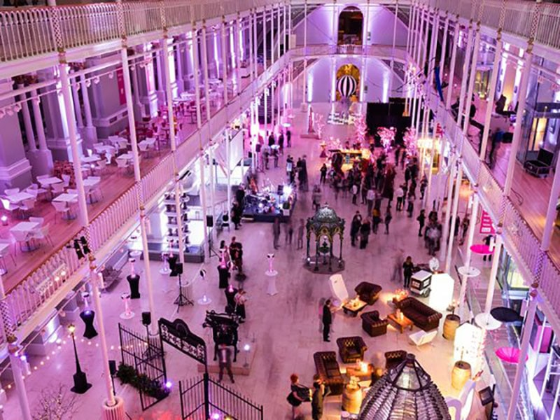 edinburgh museum conference