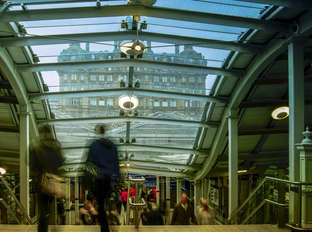 Edinburgh Travel Links