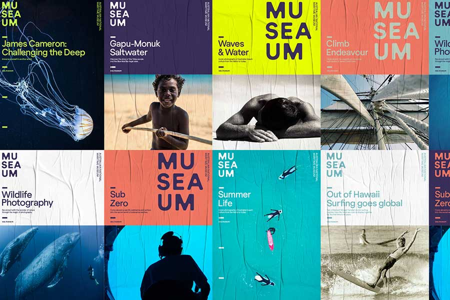 Museum Marketing Posters
