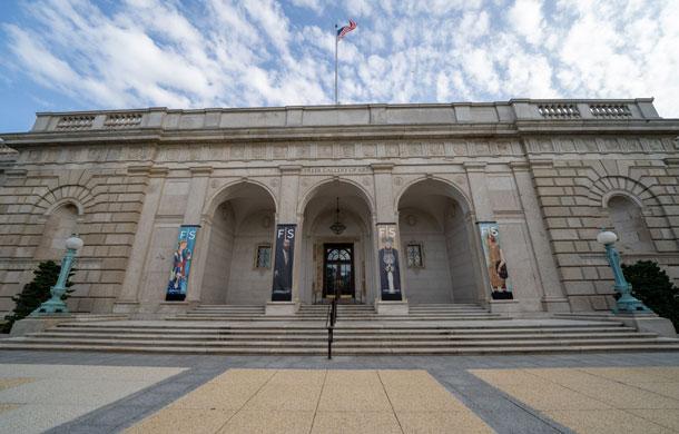 Smithsonian rebrands galleries